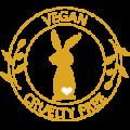 vegan free - natural cosmetics